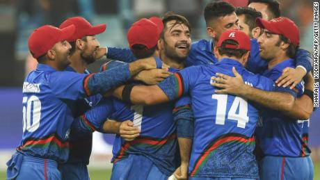 """I never expected that the day would come when we would play a World Cup match,"" confessed Ahmadzai."