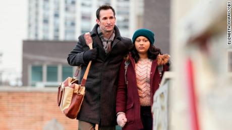 Noah Wyle, Aliyah Royale in CBS' 'The Red Line'