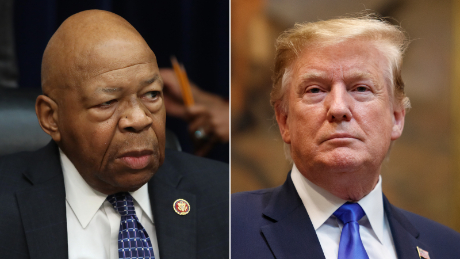 Trump attacks another African American lawmaker, and calls Baltimore a 'disgusting, rat and rodent infested mess'