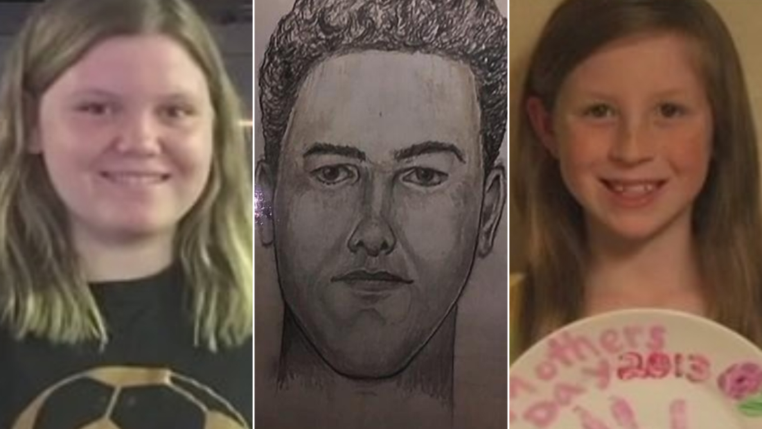Indiana police get 1,000 tips in 1 day after releasing new sketch of girls' killer