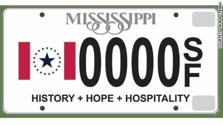 The specialty license plates will be available starting July 1.