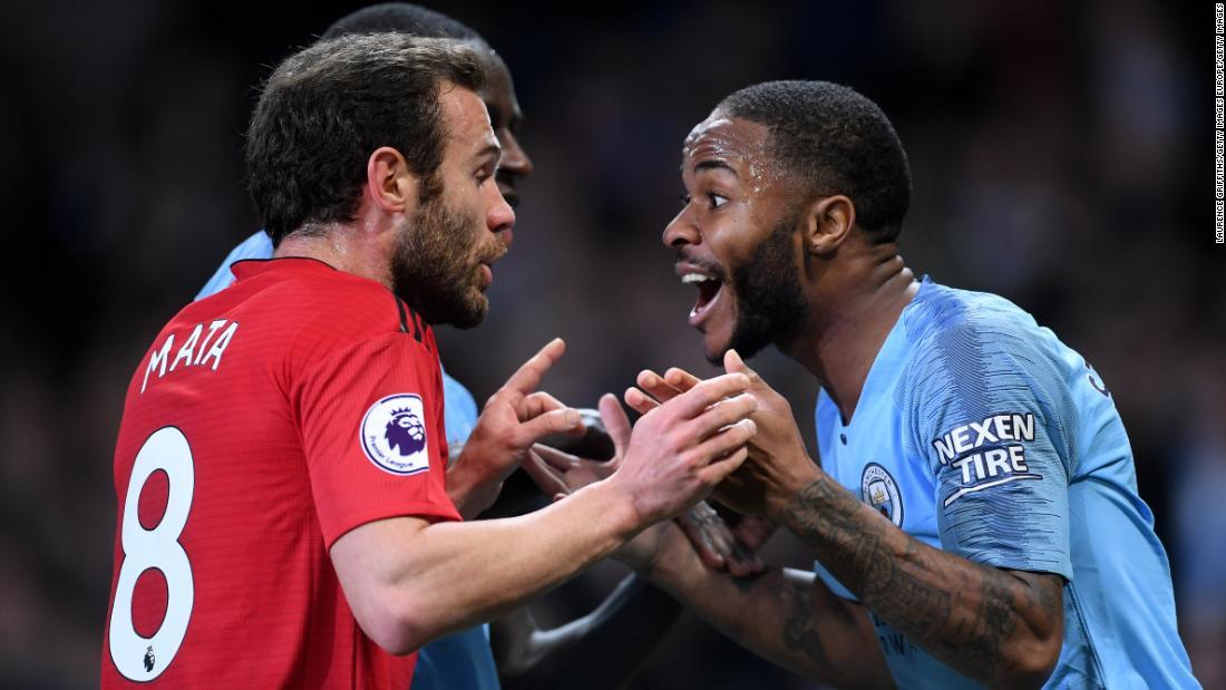 Man Utd vs. Man City: Mancunian derby could decide Premier League race