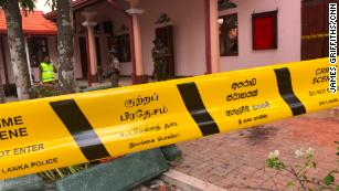 Concerns terror cell in Sri Lanka large and well-connected