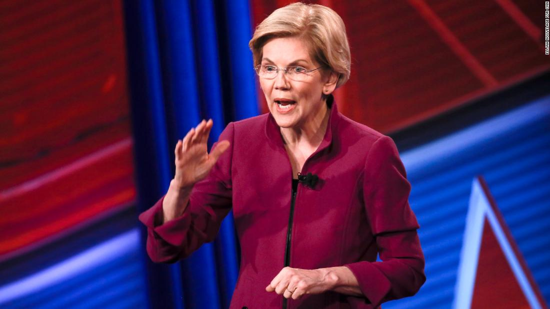 Elizabeth Warren's criminal justice plan would gut 1994 crime bill