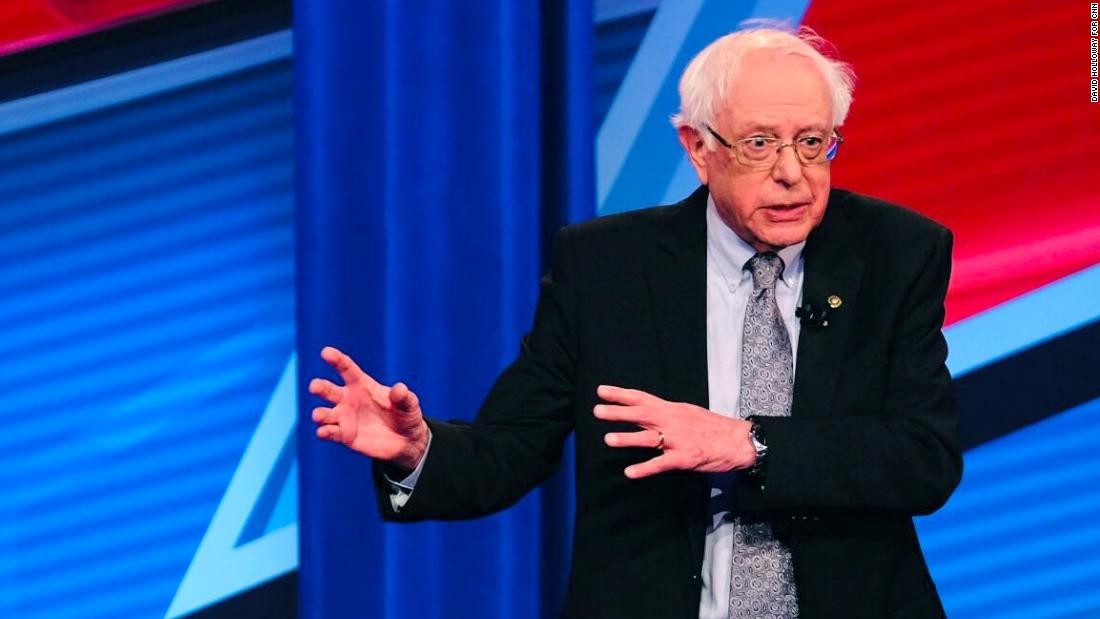 Bernie Sanders just gave the best answer on impeachment