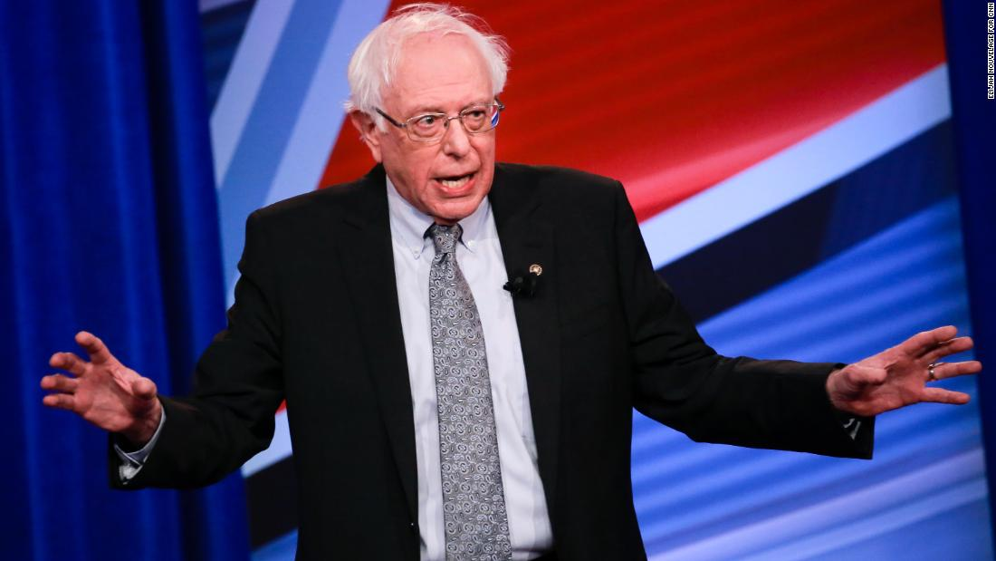 Bernie Sanders just gave the best political answer on impeachment