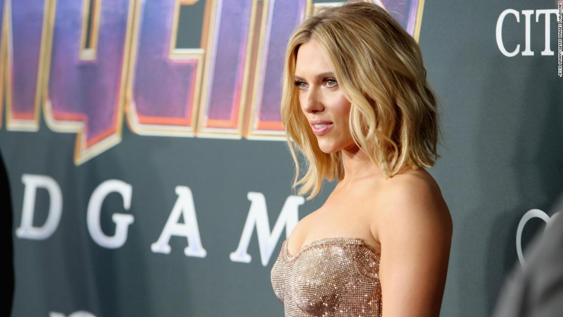 Basically everyone in Hollywood was at the 'Avengers: Endgame' premiere