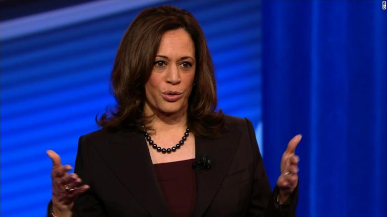 Kamala Harris Cnn Town Hall Top Takeaways Cnnpolitics