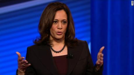 Harris on whether felons should vote in prison: 'There has to be serious consequences' for extreme crimes