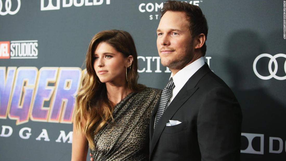 Chris Pratt is 'beyond thrilled' in a sweet announcement about new baby girl