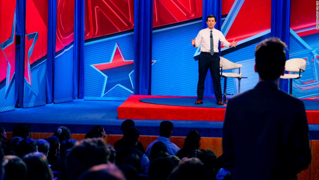 Buttigieg on Trump official's 'hate hoax' criticism: 'I'm not a master fisherman, but I know bait when I see it'