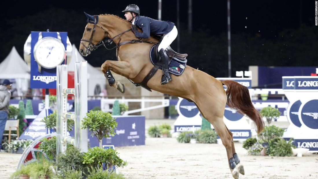 Britain's Maher came into the 2019 season as overall LGCT defending champion.