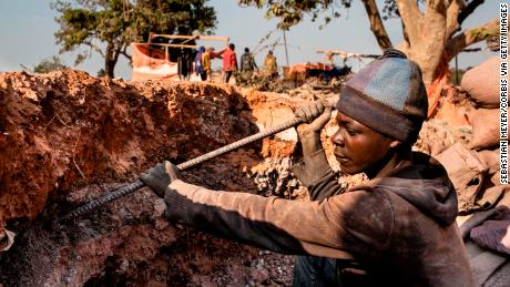 The world's largest metals exchange gets serious with child labor and conflict minerals