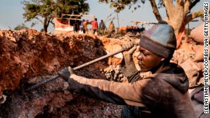 The world's biggest metal exchange is getting serious about child labor and conflict minerals