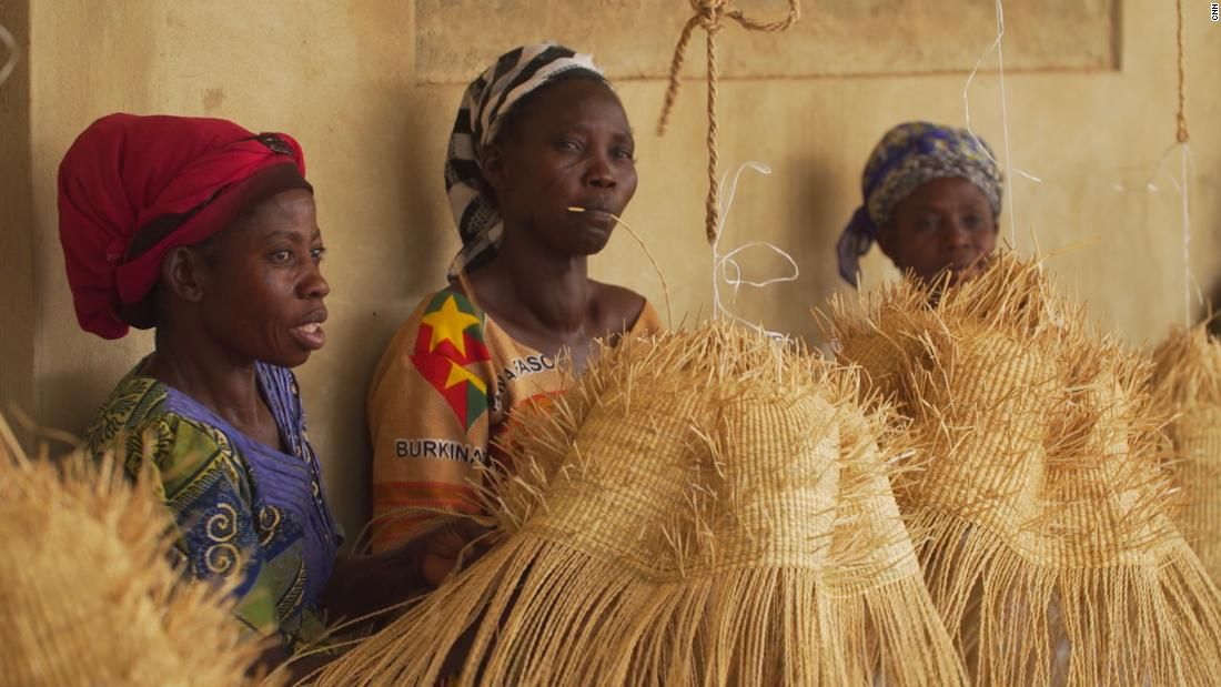 How these Ghanaian women have made basket weaving into a million dollar industry