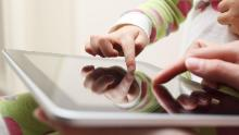 Explosive growth in screen use by toddlers, studies say