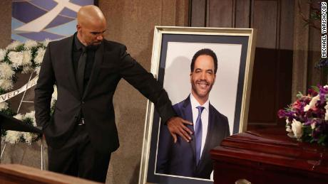 St John Vi Map, Malcolm Winters Shemar Moore Returns Home To Attend Neils Funeral, St John Vi Map
