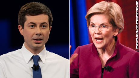 Warren and Buttigieg release plans expanding LGBTQ protections ahead of town hall