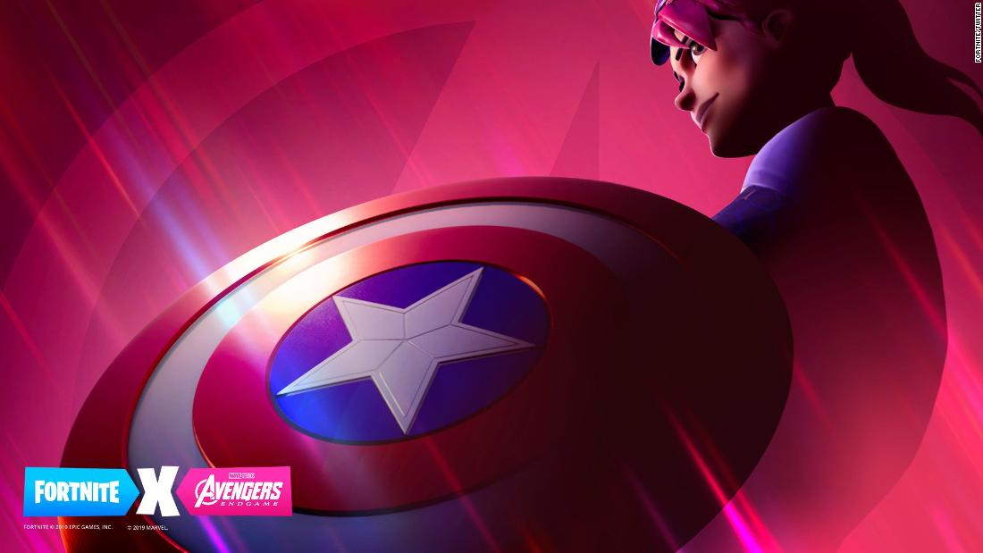 'Fortnite' and 'Avengers: Endgame' are teaming up for a crossover event