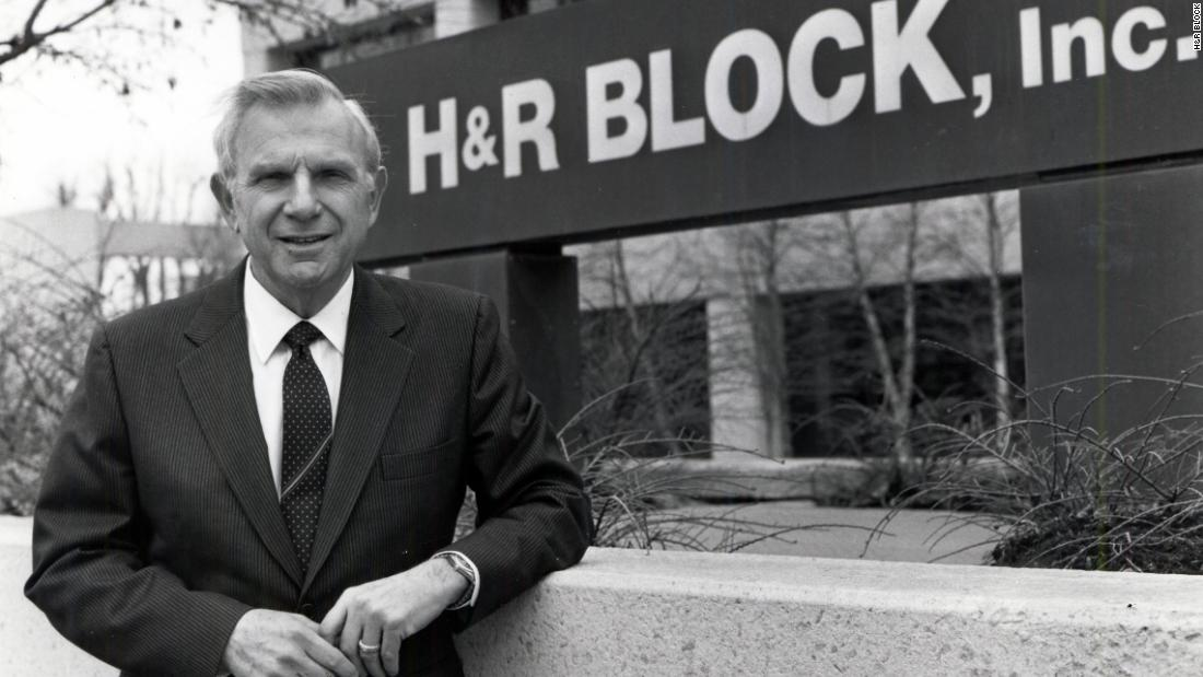 Henry Bloch, co-founder of H&R Block, dies at 96