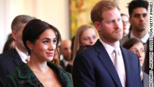 Meghan and Harry 'planning Africa tour' with royal baby