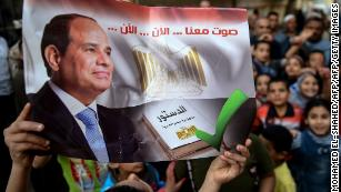 Egyptian voters back constitutional referendum that could extend Sisi's rule