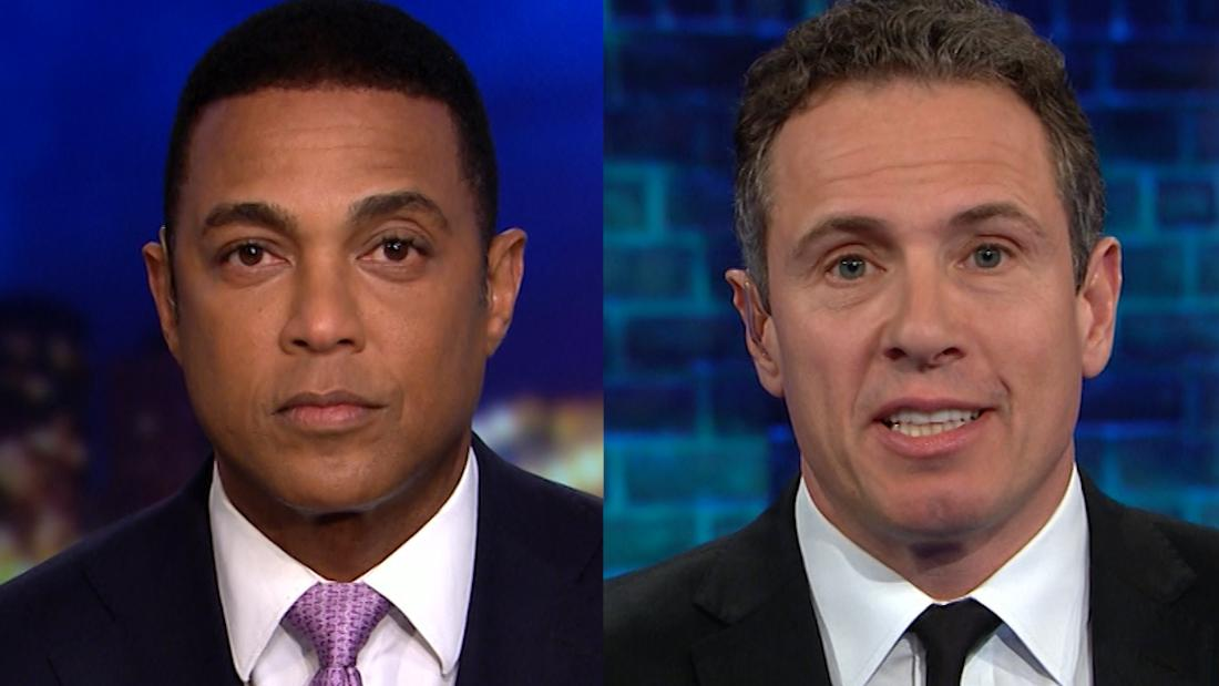 Cuomo and Lemon: Trump is his own worst enemy