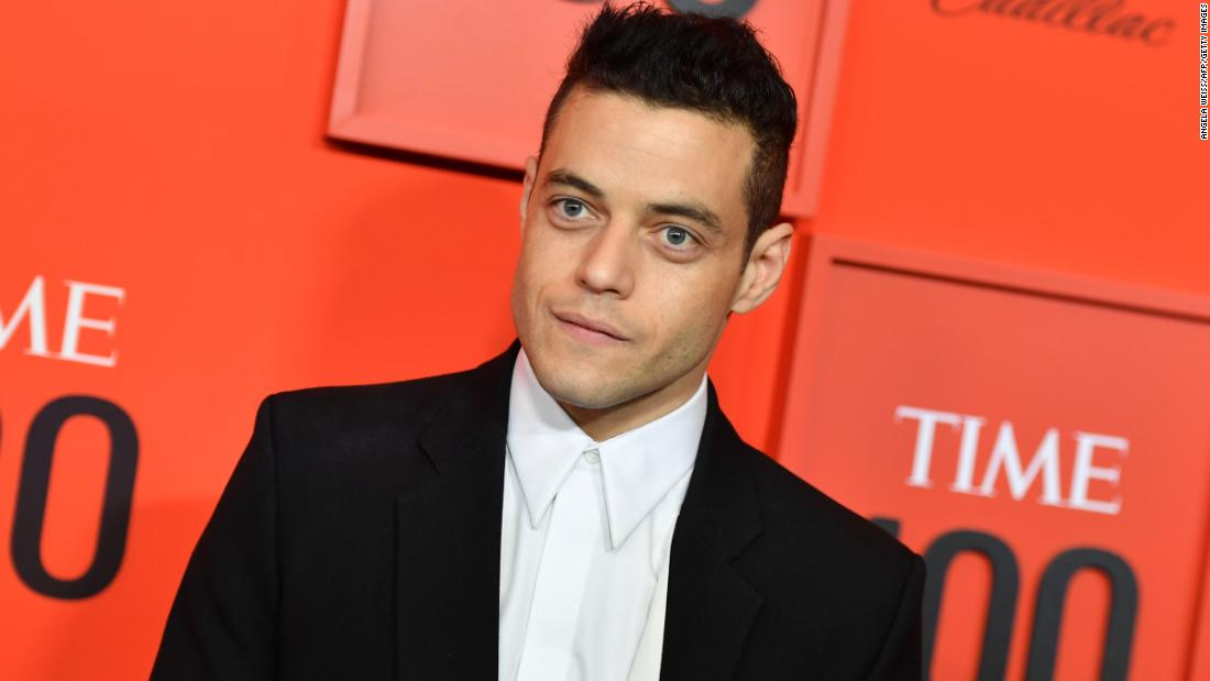 Daniel Craig's final outing as James Bond will include Rami Malek as the bad guy