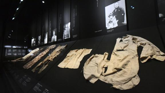 Personal impact: The restored space includes personal artifacts and clothing that belonged to bomb victims.