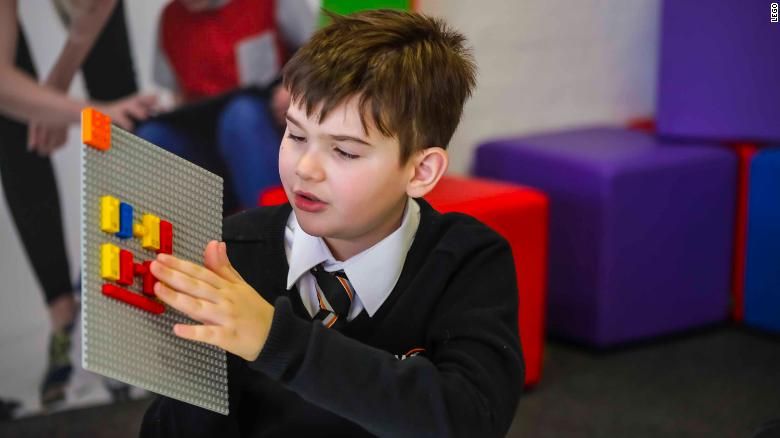 Lego's Braille Bricks will help visually impaired children learn Braille through play.