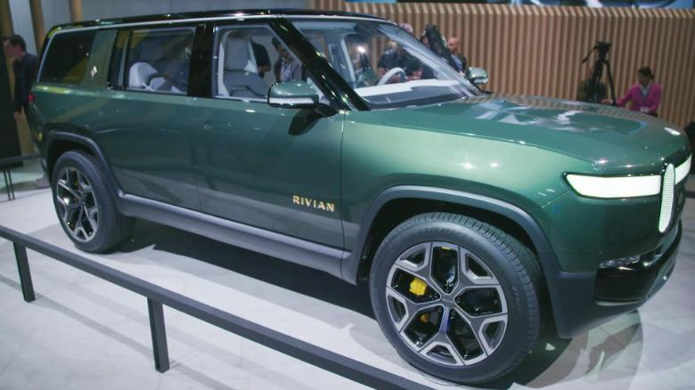 Rivian Ceo Our Electric Trucks Are Comfortable Getting Dirty