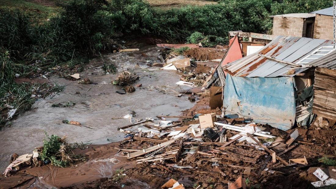 51 people killed in South Africa floods