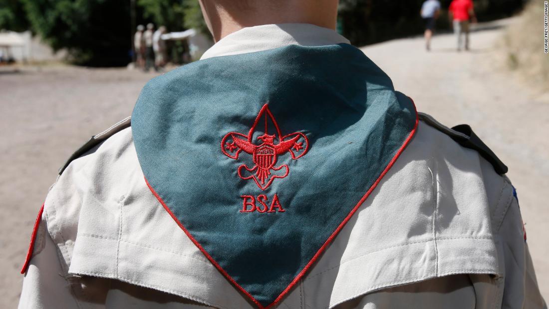 Die Letzte sexueller Missbrauch Klage gegen die Boy Scouts of America öffnen konnte Schleuse