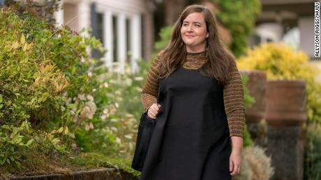 "Annie (Aidy Bryant), the lead character in ""Shrill."""