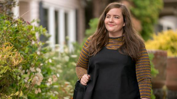 """Annie (Aidy Bryant), the lead character in """"Shrill."""""""