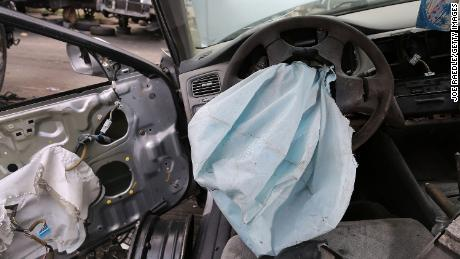 Investigators Are Looking Into Electrical Issues That Can Cause Air Bags Not To Deploy In A