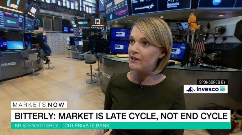 Analyst: Market is late cycle, not end cycle