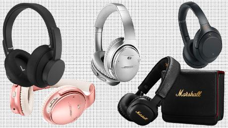 be3701d1053 Passive or active? All-day battery or sweet sound? Here are our favorite noise  canceling headphones