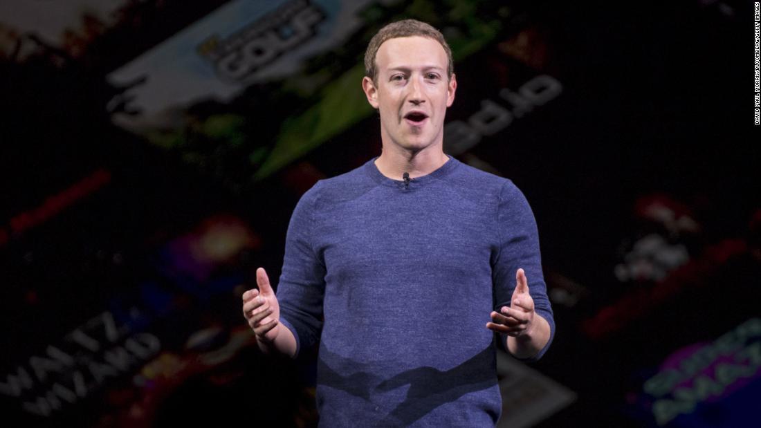 Live updates: Mark Zuckerberg addresses privacy and regulation - CNN