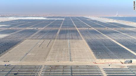 35e06e2eeb6 $13.6B solar park rises from Dubai desert