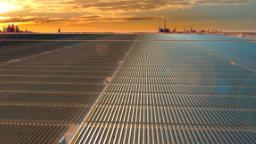 $13.6B record-breaking solar park rises from desert
