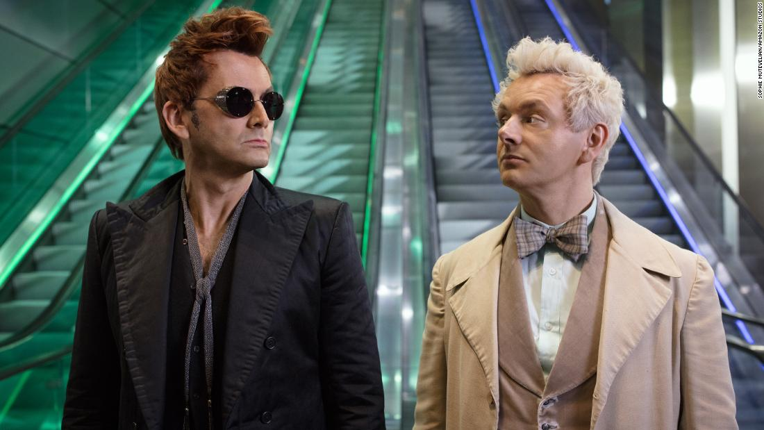 More than 20,000 Christians asked the wrong streaming service to remove the show 'Good Omens'