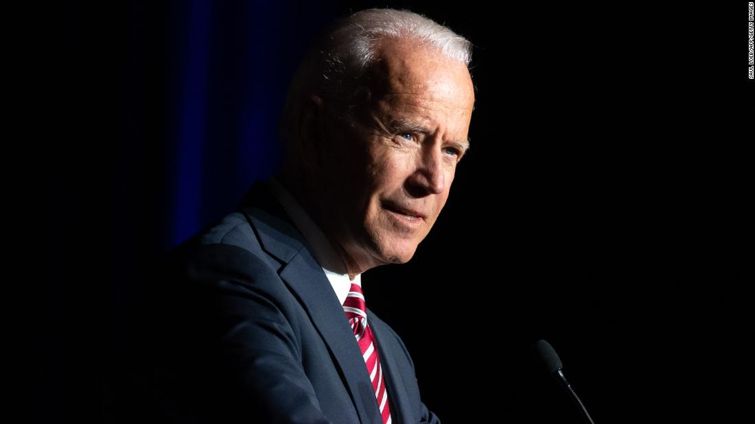 What made Joe Biden's video stand out