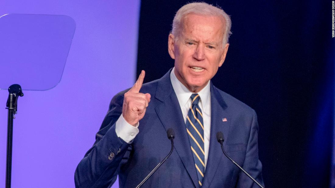 Joe Biden's biggest immediate weakness might surprise you