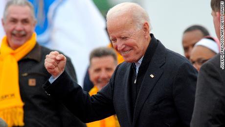 Joe Biden announces that he is running for president in 2020