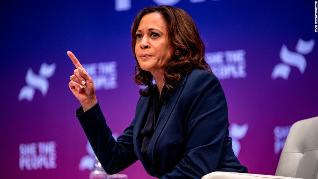 Kamala Harris chooses women of color to drive her campaign