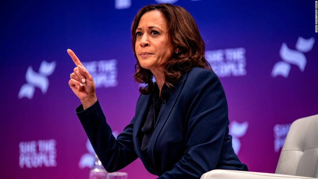 Harris on Barr hearing: There's 'concern about whether or not our democracy is intact' - CNN