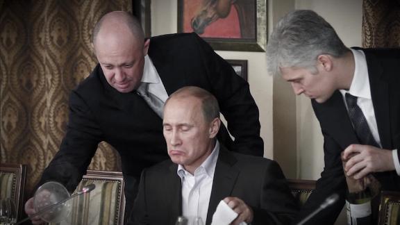 Evgeny Prigozhin Vladimir Putin