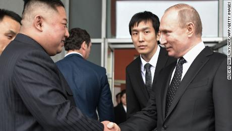 Why the Vladivostok summit is a coup for Vladimir Putin