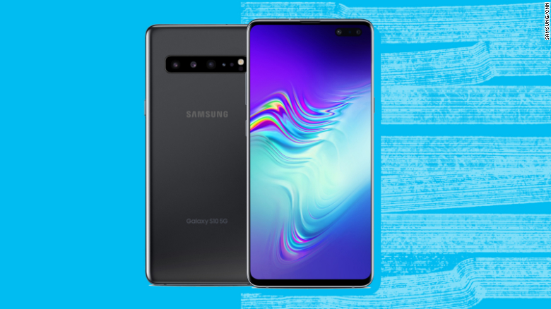 Samsung's Galaxy S10 5G is the first mainstream 5G device.